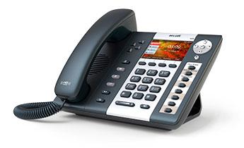 A48W/A48WAC Management Level Wi-Fi phone