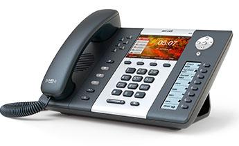 A68W/A68WAC Executive Gigabit IP phone