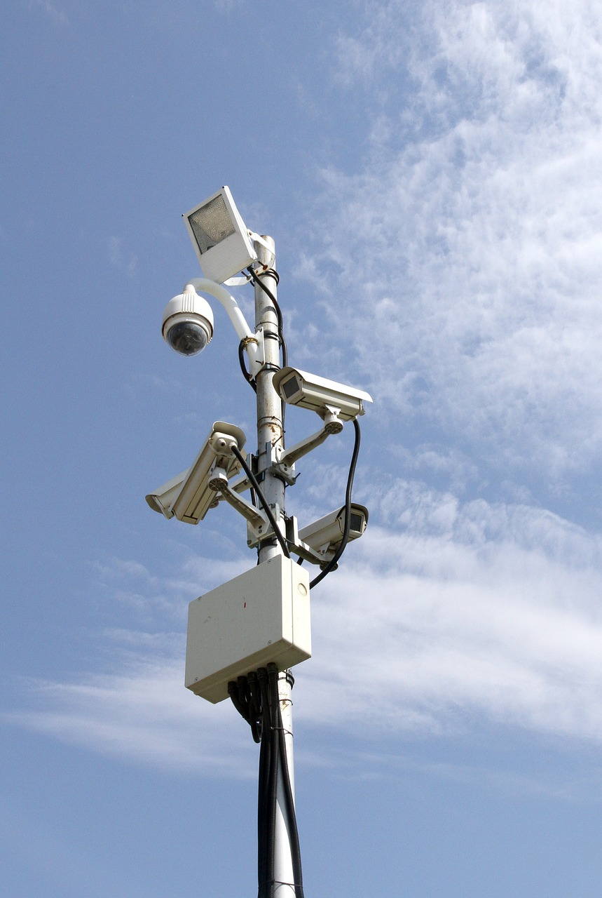 cctv, surveillance, security